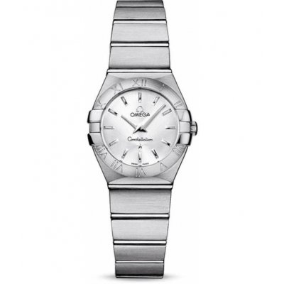 Omega Constellation 123.10.24.60.02.001 Quartz, Water resistance 100m, 24mm