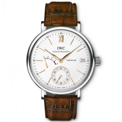 IWC Portofino HAND-WOUND EIGHT DAYS IW510103 In-house calibre, 45 mm