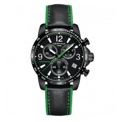 Certina DS Podium C034.417.36.057.10 Limited Edition, Water resistance 100M, 42 mm