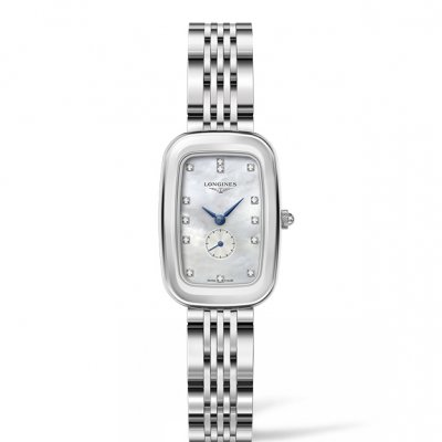 Longines Equestrian L61414876 Diamanty, Quartz, 22.00 x 32.00 mm