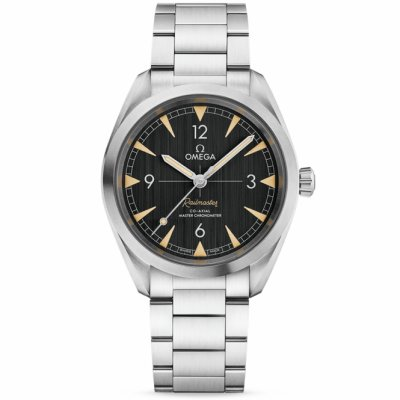 Omega Seamaster Railmaster 220.10.40.20.01.001 Antimagnetic Case, Water resistance 150M, 40mm