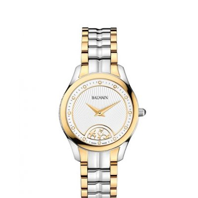 Balmain Tradition MAESTRIA LADY ROUND B36123916 Diamanty, Quartz, 34 mm