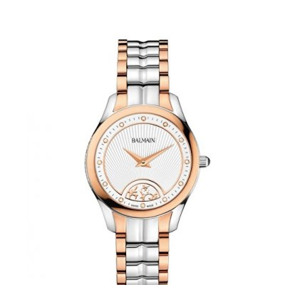 Balmain Tradition MAESTRIA LADY ROUND B36183316 Diamanty, Quartz, 34 mm