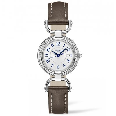 Longines Equestrian L61310732 Diamanty, Quartz, 30.00 mm