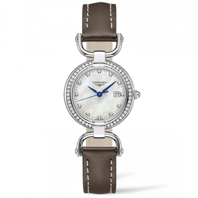 Longines Equestrian L61310872 Diamanty, Quartz, 30.00 mm