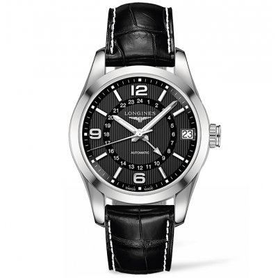 Longines Conquest Classic L27994563 Dual time, Automatic, 42 mm