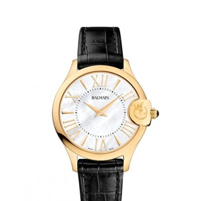Balmain Downtown BALMAINIA LADY ARABESQUES B39703282 Rímske číslice,Quartz, 33 mm