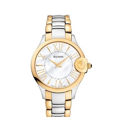 Balmain Downtown LADY ARABESQUES B39723982 Rímske číslice,Quartz, 34 mm