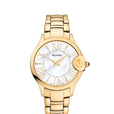 Balmain Downtown LADY ARABESQUES B39703382 Rímske číslice,Quartz, 34 mm