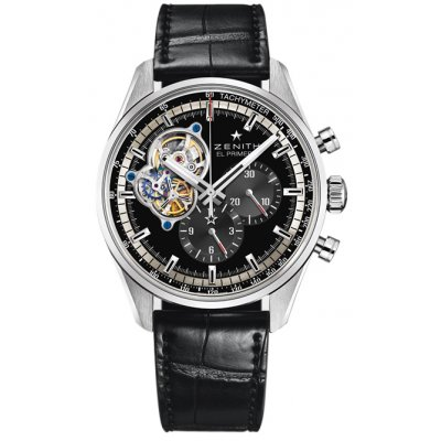 Zenith Chronomaster 03.2040.4061/21.C496 Automatic, Chronograph, Water resistance 100M, 42 mm