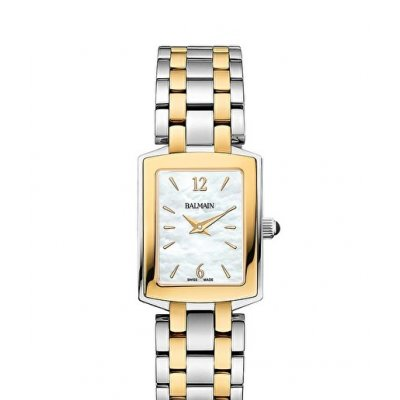 Balmain Downtown ÉRIA RC LADY B37923984 Indexy, Quartz, 29,4 x 21,6 mm