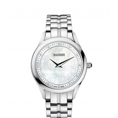 Balmain Tradition MAESTRIA LADY ROUND B36313386 Indexy, Quartz, 34 mm
