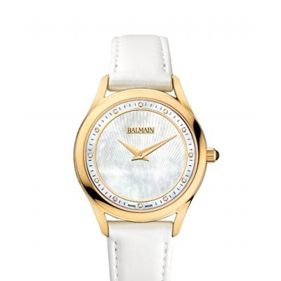 Balmain Tradition MAESTRIA LADY ROUND B36302286 Indexy, Quartz, 34 mm