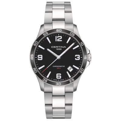 Certina DS-8 C033.851.11.057.00 Chronometer, Vode odolnosť 100M, 42 mm