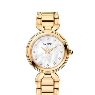 Balmain Downtown MADRIGAL LADY II B48903386 Indexy, Quartz, 32 mm