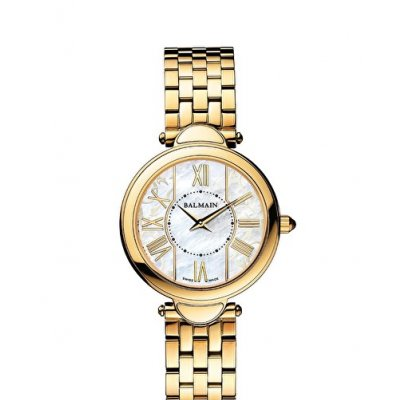 Balmain Tradition HAUTE ELEGANCE LADY B80703385 Rímske číslice,Quartz, 27 mm