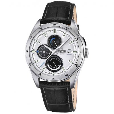 Festina Multifunction 16877/1 Quartz, 42 mm