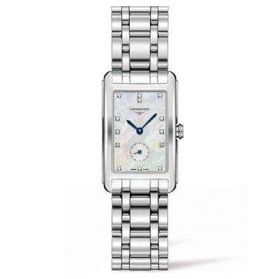 Longines DolceVitta L55124876 Diamanty, Quartz, 23 mm