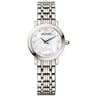 Balmain Downtown ELEGANCE CHIC MINI B46913386 Indexy, Quartz, 25 mm