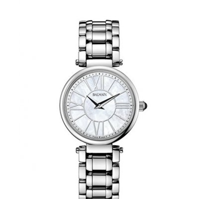 Balmain Downtown BELLAFINA LADY ROUND B16513382 Rímske číslice, Quartz, 29 mm