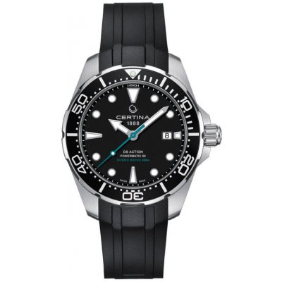 Certina DS Action Diver Special Edition C032.407.17.051.60 Powermatic 80, Vode odolnosť 200M, 43 mm