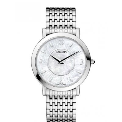 Balmain Tradition ELEGANCE CHIC B16913384 Arabské číslice, Quartz, 38 mm