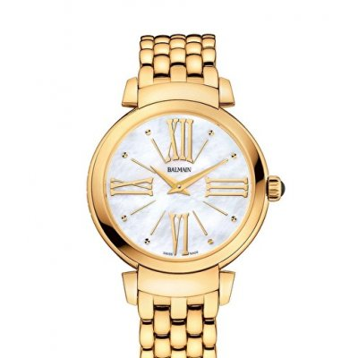 Balmain Tradition BELEGANZA LADY B33903382 Rímske číslice,Quartz, 36 mm