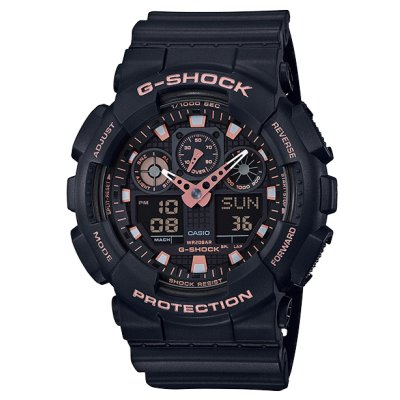 Casio G-SHOCK GA 100GBX-1A4