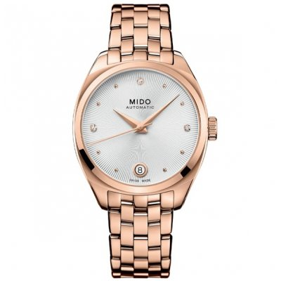 Mido Belluna Royal Lady M0243073303600 Diamanty, Automat, 33 mm