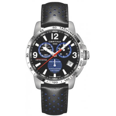 Certina DS Podium MXGP TEAM Limited Edition C034.453.16.057.20 Chronometer, Quartz Chronograf, 42 mm