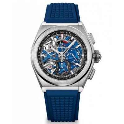 Zenith Defy 95.9002.9004/78.R590 Skeleton, Automat, Water resistance 100M, 44 mm