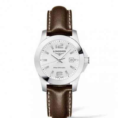 Longines Conquest L33764765 Quartz, 29.5 mm