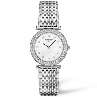 Longines La Grande Classique de Longines L43080876 Diamanty, Quartz, 29 mm
