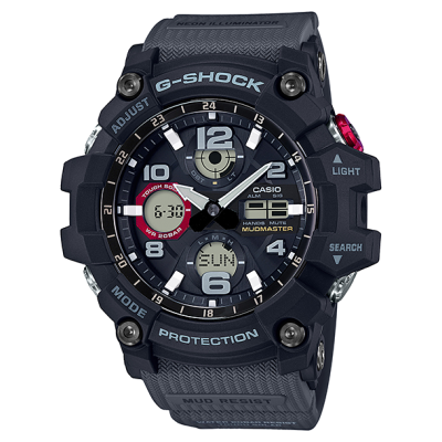 Casio G-SHOCK GWG 100-1A8 Vodotěsnost 200M, Quartz, 56 mm