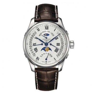 Longines Master Collection L27394713 Mesačné fázy, Automat, 44 mm