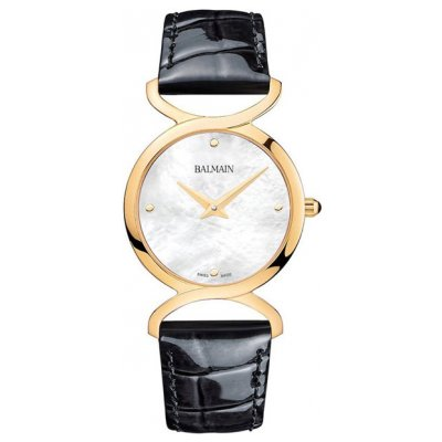 Balmain Trendies TAFFETAS II B46703286 Indexy, Quartz, 24 mm