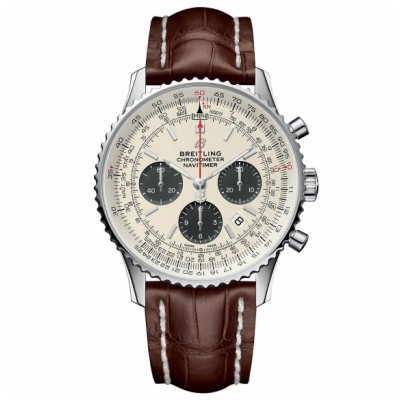 Breitling Navitimer 01 AB0121211G1P1 In-house calibre, 30m Water resistance, 43mm