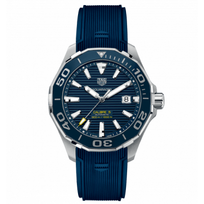 TAG Heuer Aquaracer Calibre 5 WAY201B.FT6150 Vode odolnosť 300M, 43 mm