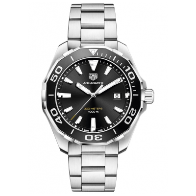 TAG Heuer Aquaracer WAY101A.BA0746 Vode odolnosť 300M, Quartz, 43 mm