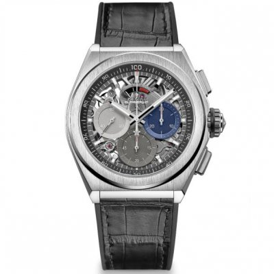 Zenith DEFY El Primero 21 50 Years Anniversary 95.9012.9004/69.R582 Skeleton, Automatic, Water resistance 100M, 44 mm