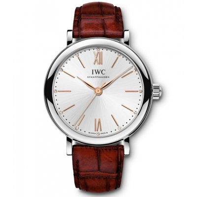 IWC Portofino AUTOMATIC 34 IW357403 Diamonds, 34 mm