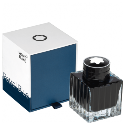 Mont Blanc 119569 Atrament, Petrol Blue, 50 ml
