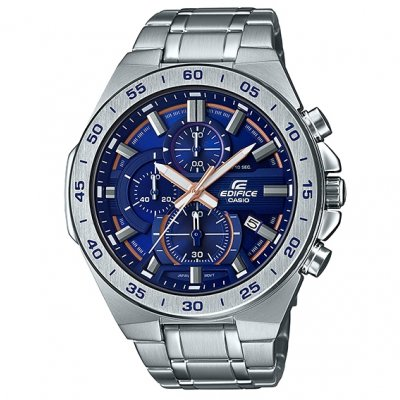 Casio EDIFICE EFR 564D-2A Quartz Chronograf, 46 mm
