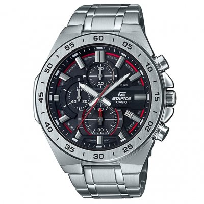 Casio EDIFICE EFR 564D-1A Quartz Chronograf, 46 mm