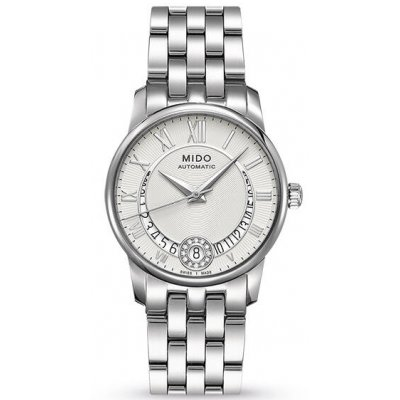 Mido Baroncelli Diamonds M0072071103800 Diamanty, Automat, 33 mm