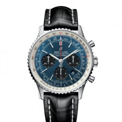 Breitling Navitimer 01 (43) AB0121211C1P1 In-house Calibre, Automat Chronograph, 43mm