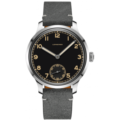 Longines Heritage Military 1938 L28264532 Automat, 43 mm