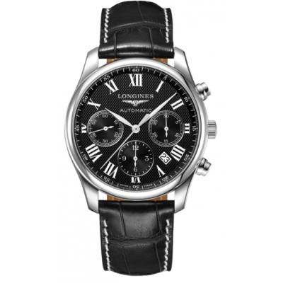 Longines Master Collection L27594517 Automat Chronograf, 42 mm