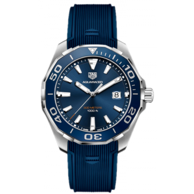 TAG Heuer Aquaracer WAY101C.FT6153 Quartz, Vode odolnosť 300M, 43 mm
