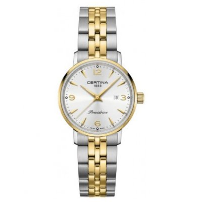 Certina DS Caimano Lady C035.210.22.037.02 Precidrive, Quartz, 28 mm